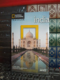 INDIA * GHID , NATIONAL GEOGRAPHIC TRAVELER , ADEVARUL , 2010 ( IN TIPLA )