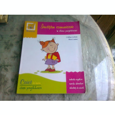Invatam comunicarea in clasa pregatitoare - caiet de lucru - clasa pregatitoare , Maria Ionescu