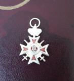 Miniatura la Coroana României model 2