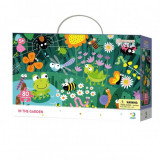 Puzzle - In gradina (80 piese) PlayLearn Toys, Dodo