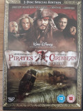 Pirates of the Caribbean - At World's end  -  DVD, Engleza