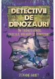 Detectivii de dinozauri in Transilvania. Dracula, balauri si dinozauri, Curtea Veche