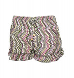Pantaloni scurti de dama, material fin, de vara, L, M