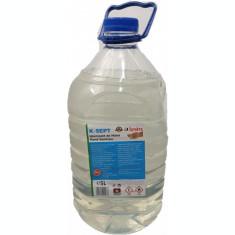 Igienizant de maini K-SEPT 75% 5L pe baza de Alcool Etilic in stoc avizat de institutul Cantacuzino