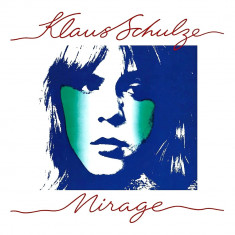 Klaus Schulze Mirage 180g LP remastered 2017 (vinyl)