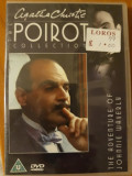 The Poirot collection - The adventure of Johnnie Waverly  -  DVD sigilat