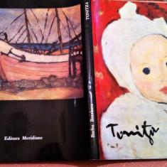 N.N. Tonitza: Album de pictura. Editura Meridiane, 1986 - Barbu Brezianu