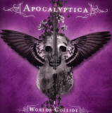 Apocalyptica World Collide (cd)