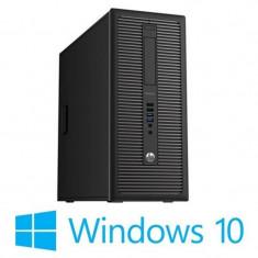 PC Refurbished HP ProDesk 400 G1 MT, Intel Core i7-4770, Win 10 Home