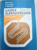BAZELE ELECTROTEHNICII,PROBLEME,ALGORITMI,PROGRAME ,BUCURESTI 1980