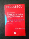 MARIA BRAESCU - DICTIONAR FRANCEZ-ROMAN / ROMAN-FRANCEZ