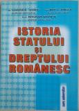 C. VOICU I. AMUZA - ISTORIA STATULUI SI DREPTULUI ROMANESC {2001}