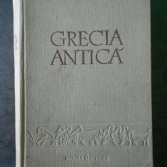 V. V. STRUVE, D. P. KALLISTOV - GRECIA ANTICA  (1958)