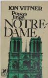 Popas langa Notre Dame  Ion Vitner