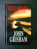 JOHN GRISHAM - TESTAMENTUL (1999, editie cartonata)