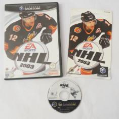Joc consola Nintendo Gamecube  Game Cube - NHL 2003