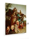 Tablou pe panza (canvas) - Rembrandt - The Baptism Of The Eunuch