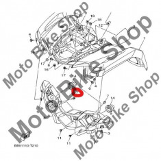 MBS Nit plastic carene Yamaha 2019 YFM450FWBD YFM45KPXK KODIAK, Cod Produs: 902690680000YA