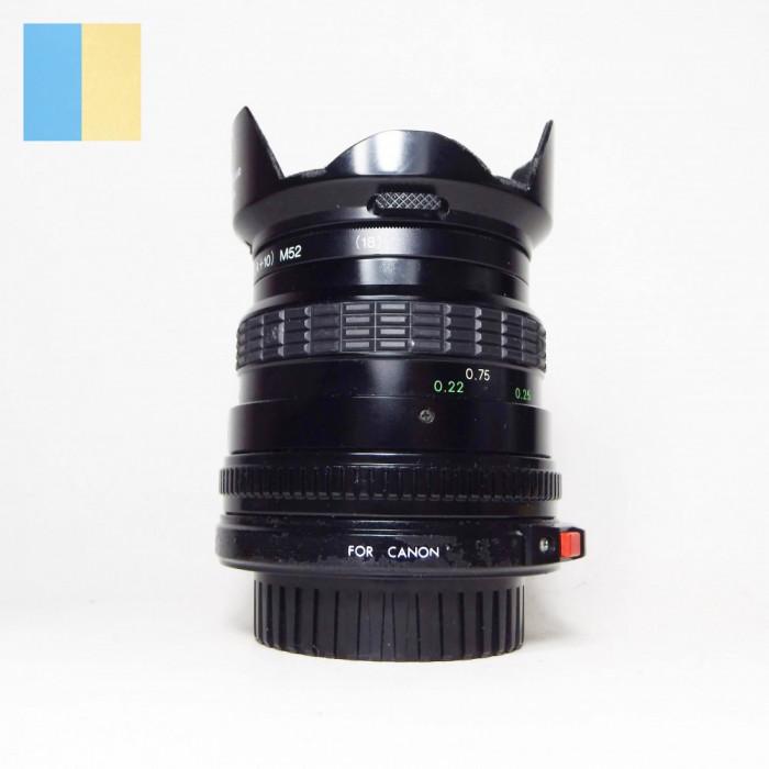 Obiectiv Sigma 28mm f/2.8 Mini-Wide montura Canon FD