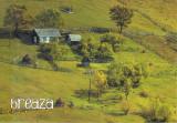 Carte postala Bucovina SV145 Breaza - Prima zi din toamna asta - necirculata