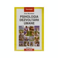 Psihologia dezvoltarii umane, Polirom