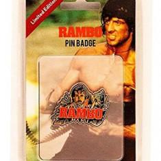 Insigna Pin Badge Rambo