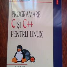 Programare C și C++ pentru Linux - Dragos Acostachioaie