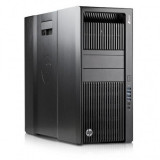 Workstation HP Z840 Tower, 2 Procesoare Intel Twelve Core Xeon E5-2678 v3 2.5 GHz, 32 GB DDR4 ECC, 480 GB SSD SATA, Placa Video nVidia Quadro M2000 4