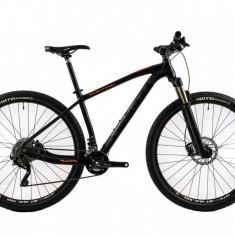 Bicicleta MTB Devron Vulcan 1.7 M 440mm Negru 27.5