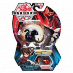 Bakugan, bila Darkus Dragonoid black