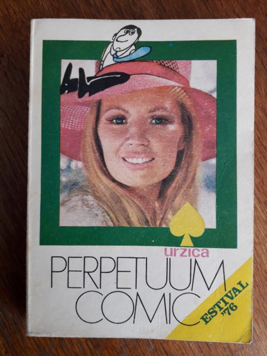 Perpetuum Comic Urzica 1976 / R2P4S
