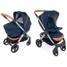 Carucior Duo Style Go Up Crossover ICONIC BLUE