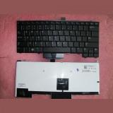 Tastatura laptop noua DELL Latitude E4310 BLACK With point stick Backlit