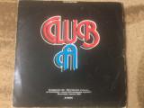 club a 1981 compilatie disc vinyl lp muzica prog hard rock electrecord ede 01912
