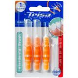 Set 3 periute interdentare Trisa, ISO 1 0.8 mm