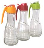 Sticla pentru ulei,otet M-151086 culoare rosie MN0154113 Raki