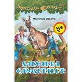 Salvarea cangurilor. Portalul Magic nr. 20 - Mary Pope Osborne