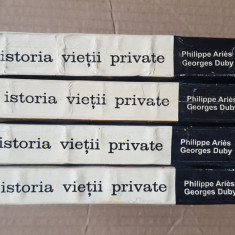 Istoria Vietii Private Vol. 3.4.5.6
