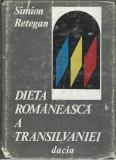 AS - RETEGAN sIMION - DIETA ROMANEASCA A TRANSILVANIEI