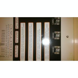 SYSTEM PLAYER CD RADIO AM/FM CEAS ALARMA