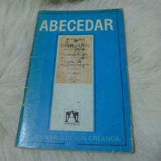Abecedar-Metoda noua de scriere si cetire Ion Creanga Tipografia H. Goldner 1868