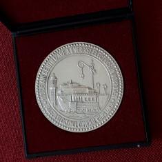 Medalie Argint - Constanta - Dobrogea - Energie Faleza - Casino ul - Farul -