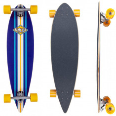 """Longboard D Street Pintail Ocean Blue 37""""/94cm"""