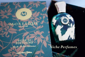 Parfum Original Tester Moresque Fiore Di Portofino