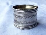 INEL SERVET argint FRANTA 1850 -1900 marcaj MINERVA splendid ELEGANT rar SUPERB
