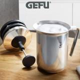 Dispozitiv cu recipient pentru prepararea spumei de lapte Riccardo Gefu-163606