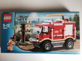 Lego City - masina de pompieri