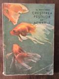 CRESTEREA PESTILOR DE ACVARIU-MARCEL STANCIU