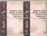 Indrumator Pentru Ridicarea Calificarii Lacatusilor I, II - V. Raducu