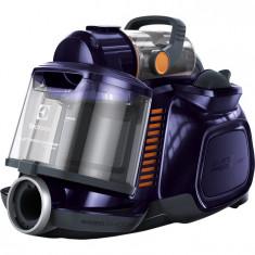 Aspirator fara sac ESPC71DB, 650 W, filtru Hygiene, tub telescopic, albastru